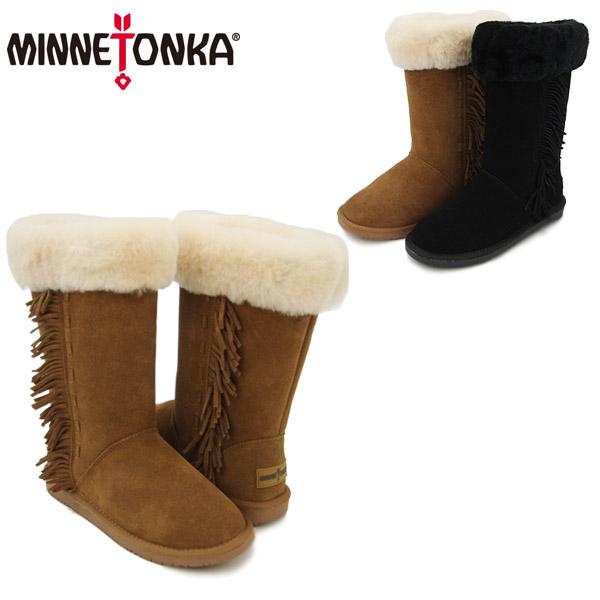 【送料無料】ミネトンカ(MINNETONKA) キャニオン ブーツ(Canyon Boot)ムートン ブーツ[BB]