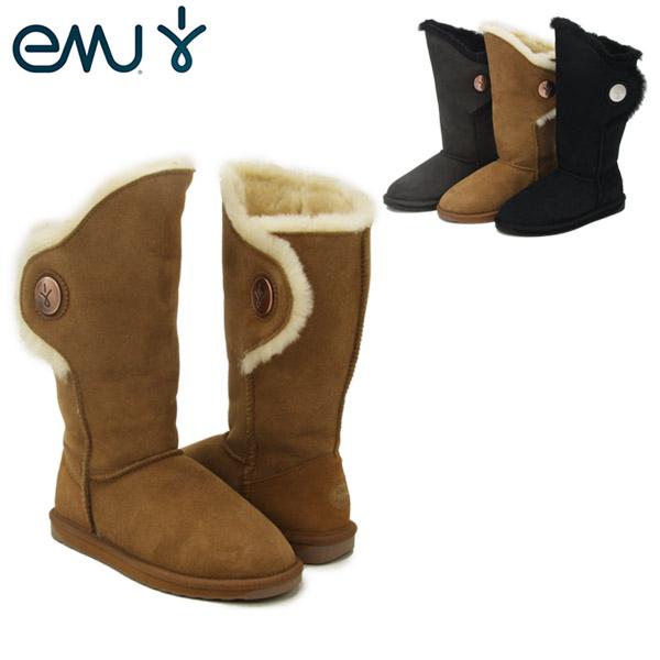 【送料無料】【正規品】エミュー(EMU Australia) ハケア ハイ(HAKEA HI) シープスキンブーツ ムートンブーツ【2015秋冬モデル】[CC]