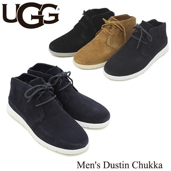 【送料無料】【正規品】アグ オーストラリア(UGG Australia) メンズ ダスティン チャッカ(Men's Dustin Chuckka)/ブーツ【楽ギフ_包装選択】【6】[CC]