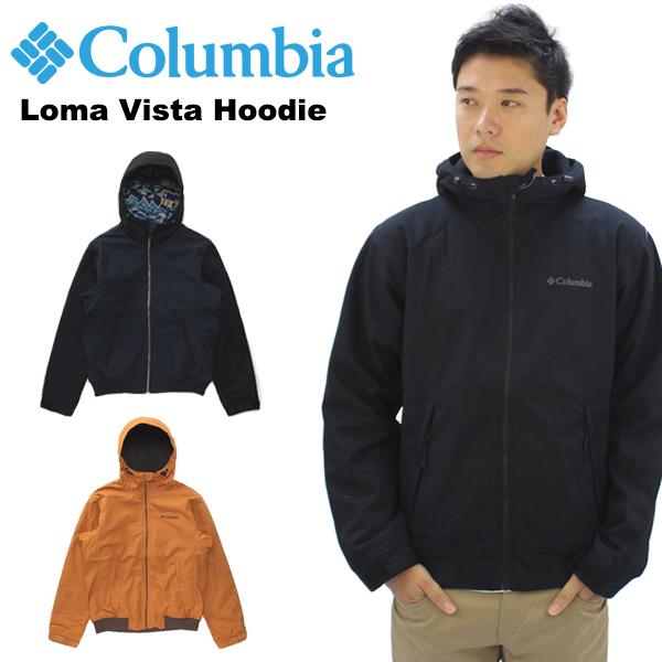 【送料無料】【国内正規品】コロンビア(Columbia)Loma Vista Hoodie(PM3396) ロマビスタフーディー メンズ/アウター/ジャケット【楽ギフ_包装選択】[BB]