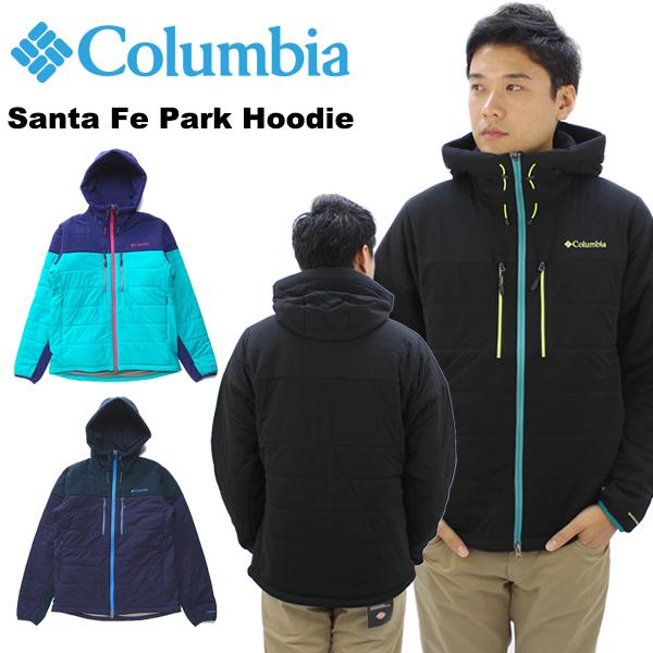 【送料無料】【国内正規品】コロンビア(Columbia)Santa Fe Park Hoodie(PM5619) サンタフェパークフーディー メンズ/アウター/パーカー 【楽ギフ_包装選択】[BB]