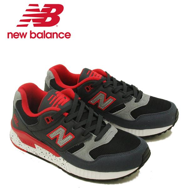 【送料無料】ニュー バランス(New Balance) W530/530 ランニング スニーカー ≪W530BAC/Grey with Pink≫シューズ/レディース/女性用【楽ギフ_包装選択】[CC]