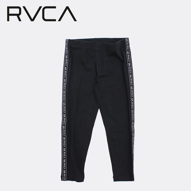 ゆうパケット送料無料 国内正規品 ルーカ RVCA 21 LEGGINGS BOY トレンド レギンス 子供 BB045-710 ポイント10倍 スパッツ AA-2 キッズ 超激安特価