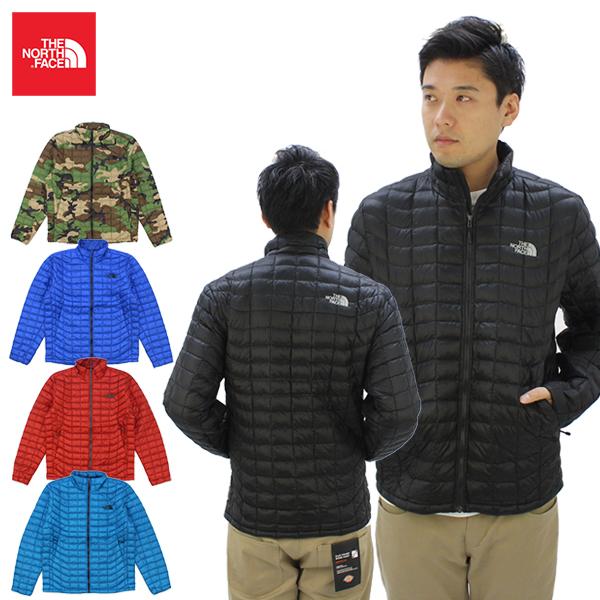 【送料無料】ザ・ノース フェイス(THE NORTH FACE) Men's Thermoball Jacket サーモボールジャケット/アウター/ナイロンジャケット/男性用/メンズ【楽ギフ_包装選択】[CC]