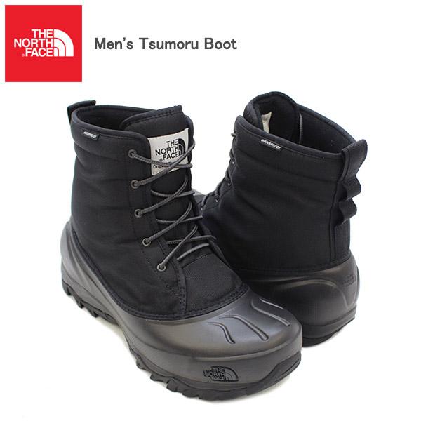 【送料無料】ザ・ノース フェイス(THE NORTH FACE) Men's Tsumoru Boot ツモル ブーツ/男性用/メンズ【楽ギフ_包装選択】[CC]
