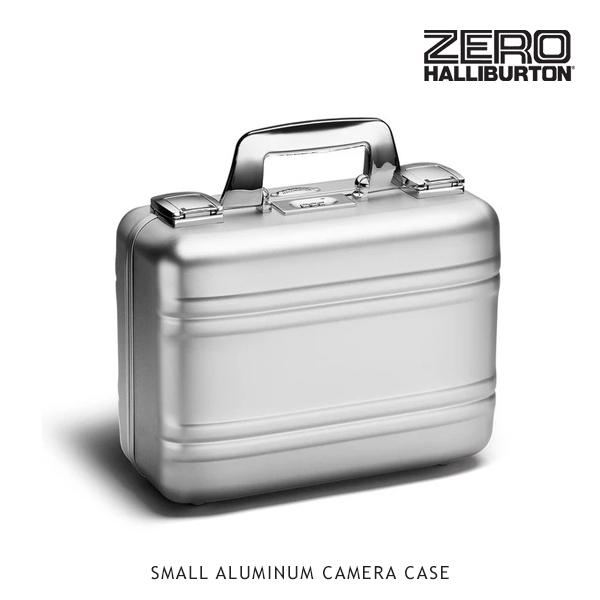 【送料無料】【ラッピング不可】ゼロハリバートン(ZERO HALLIBURTON) SMALL ALUMINUM CAMERA CASE 94321-05/100NCA-SI /カメラケース【15】[FF]