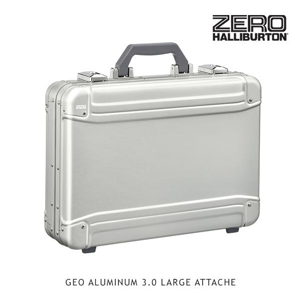 【送料無料】ゼロハリバートン(ZERO HALLIBURTON) ジオ アルミニウム3.0(LARGE ATTACHE)アタッシュ ケース/ブリーフケース【28】【楽ギフ_包装選択】