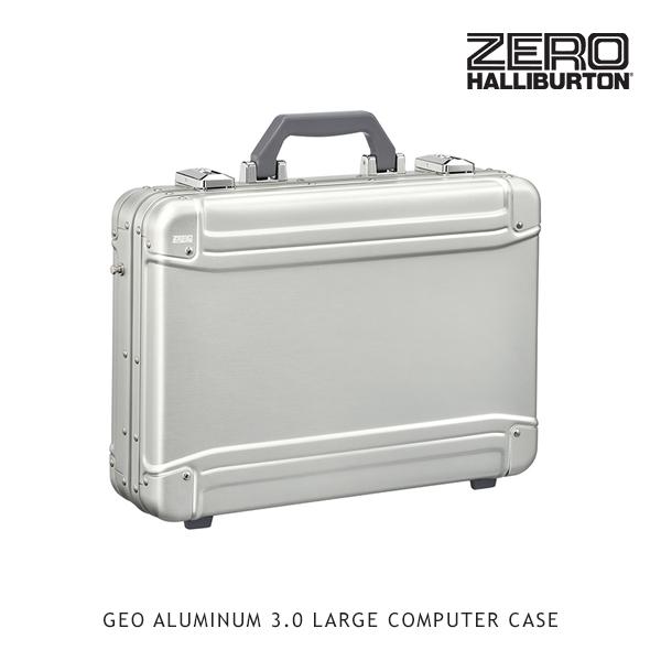 【送料無料】ゼロハリバートン(ZERO HALLIBURTON) ジオ アルミニウム 3.0 (Large Computer Case)アタッシュ ケース/ブリーフケース【25】【楽ギフ_包装選択】
