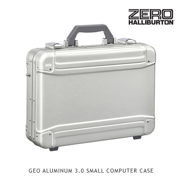 【送料無料】ゼロハリバートン(ZERO HALLIBURTON) ジオ アルミニウム 3.0 (Small Computer Case)アタッシュ ケース/ブリーフケース【28】【楽ギフ_包装選択】