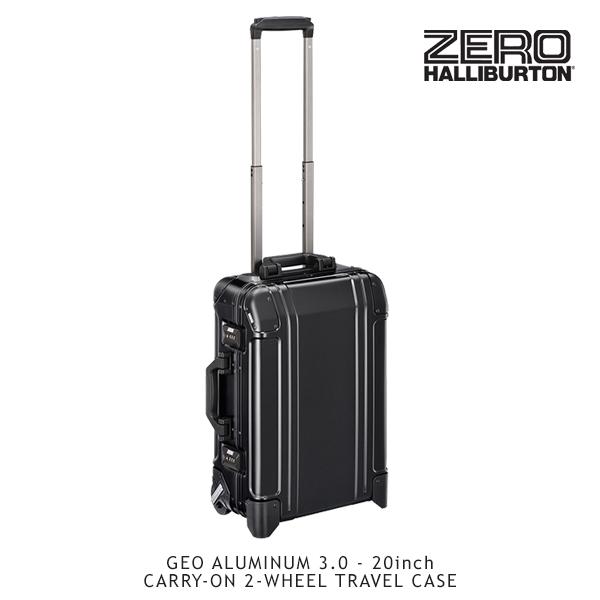 【送料無料】ゼロハリバートン(ZERO HALLIBURTON) ジオ アルミニウム3.0(20inch CALLY-ON 2-WHEELED TRAVEL CASE)スーツケース/ビジネス ケース【14】【楽ギフ_包装選択】