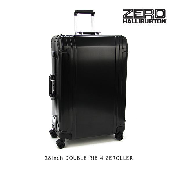 【送料無料】ゼロハリバートン(ZERO HALLIBURTON) ZRトローリー (28inch DOUBLE RIB 4 ZEROLLER)【楽ギフ_包装選択】【20】[HH]