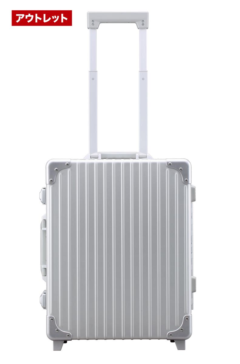 OUTLET アウトレット《1~3泊用 30L Sサイズ》ネオキーパー NEOKEEPR TSAロック付 アルミ スーツケース ビジネス キャリーケース 機内持ち込み 有り サムソナイト Samsonite ゼロハリバートン 好きに おすすめ 4輪 2輪