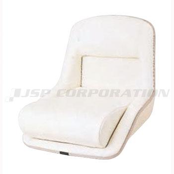 YAMAHA(ヤマハ) バケットシートDX ホワイト ボート シート 椅子
