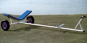 FACTORY ZEROフィッシングボートランチャー Aタイヤ(385φ) 積載重量 150kg
