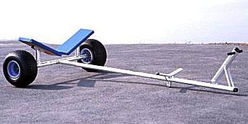 FACTORY ZEROフィッシングボートランチャー Fタイヤ(425φ) 積載重量 220kg