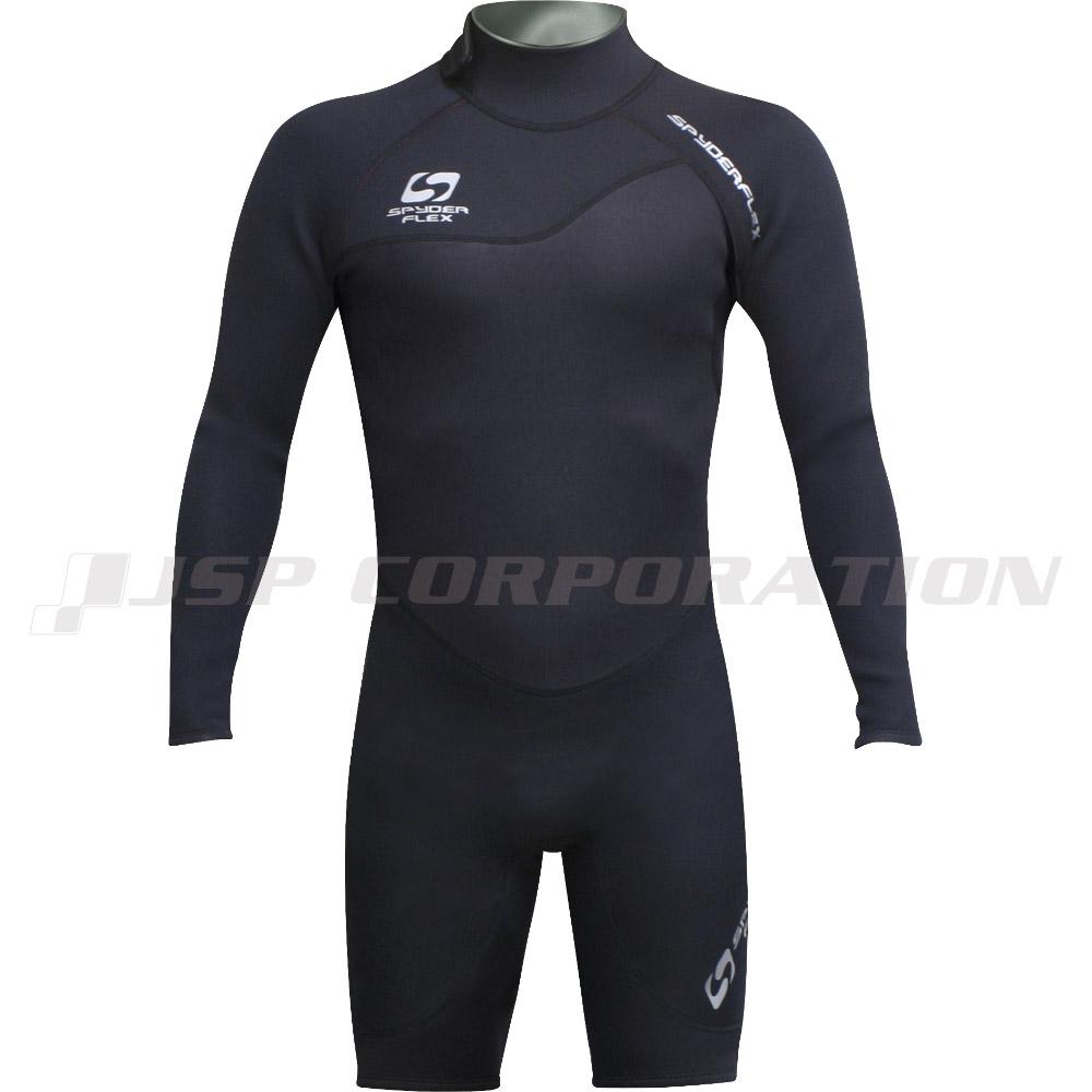 ウェットスーツ タッパー シーガル スプリング / T-1 長袖スプリング メンズ SPYDERFLEX