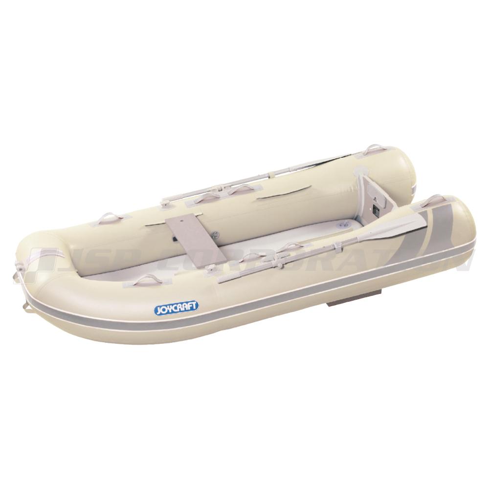 ラ ポッシュ290 JSL-290 電動ポンプなし 予備検査なし 4人乗り ゴムボート ジョイクラフト