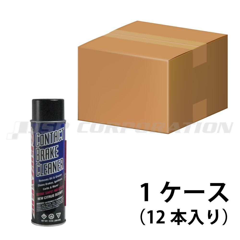 MAXIMAコンタクトクリーナー【1ケ-ス】 《411ml×12本》