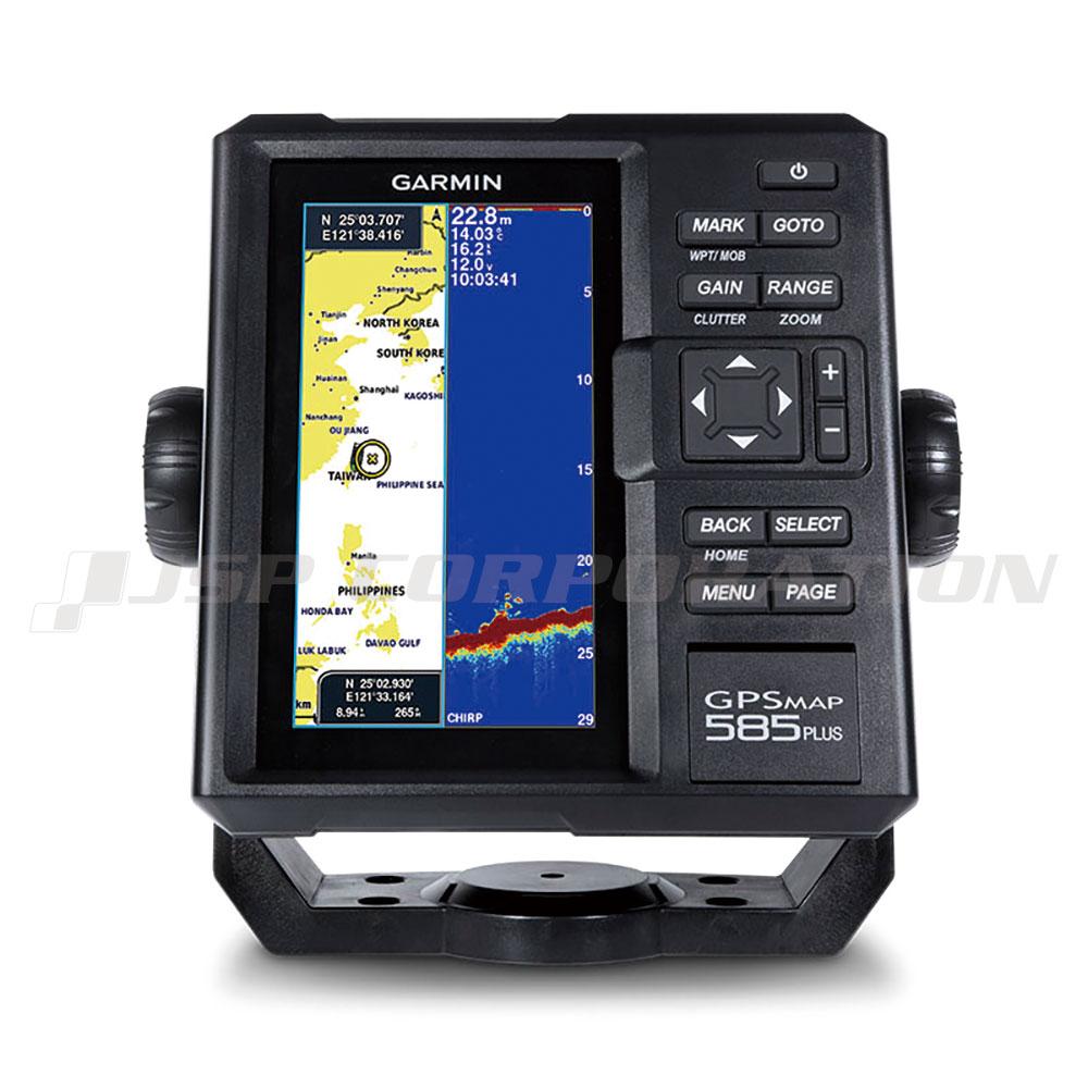 6型 GPSMAP 585 Plus GPS連動 振動子なし