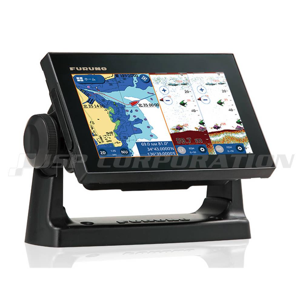 FURUNO(フルノ)7型ワイド カラー液晶GPSプロッタ魚探GP-1871F 送受波器なし