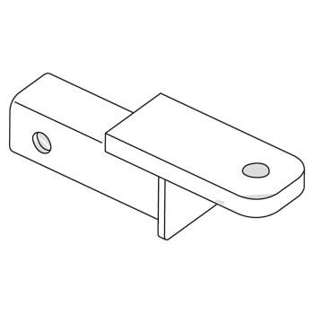 SUNTREX(サントレックス)STD Eクラス専用ボールマウント 1E <TM00121> 16mm/50mm