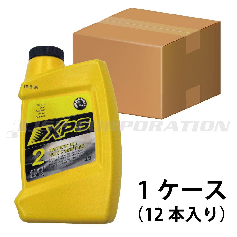 SEA-DOOXP-S 2スト シンセティックオイル 1ケース《946ml×12本》