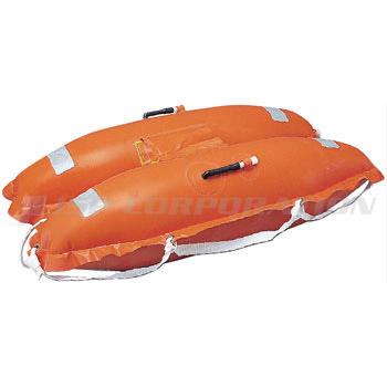 小型船舶用膨張式 救命浮器 FRL-F6