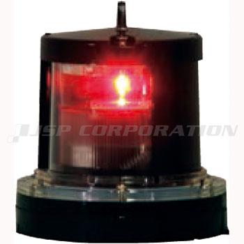 コイト電工 航海灯 第二種舷灯(紅)(サイドライト左) 航海灯 小型船舶