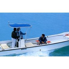 ソフトトップオーニング スタンダード取付タイプ ST-L ビミニトップ オーニング ボート