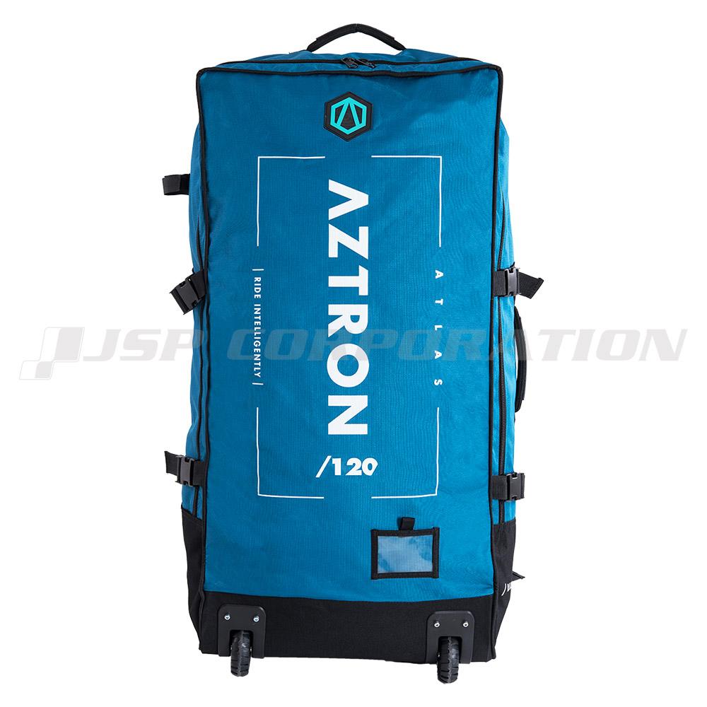 ATLAS アトラス ローラーバッグ 120L / SUP用バックパック リュック キャリーバッグ スタンドアップパドルボード用 AZTRON(アストロン)