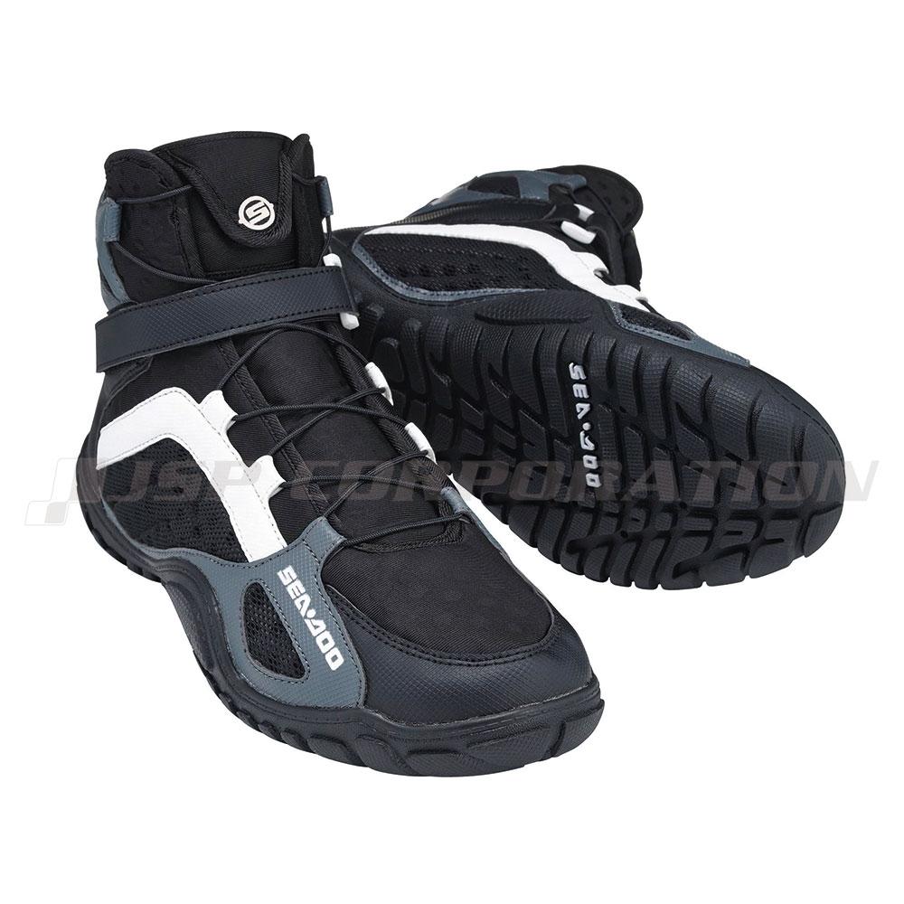 マリンシューズ 靴 SEA-DOO RIDING BOOTS SEA-DOO / 水陸両用 マリンスポーツ 水上バイク ジェットスキー