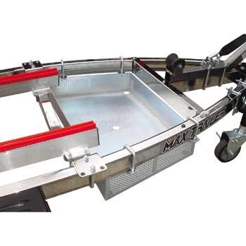 TIGHT JAPAN(タイトジャパン)フロントボックス軽自動車用 02~モデル対応 メッキ仕様