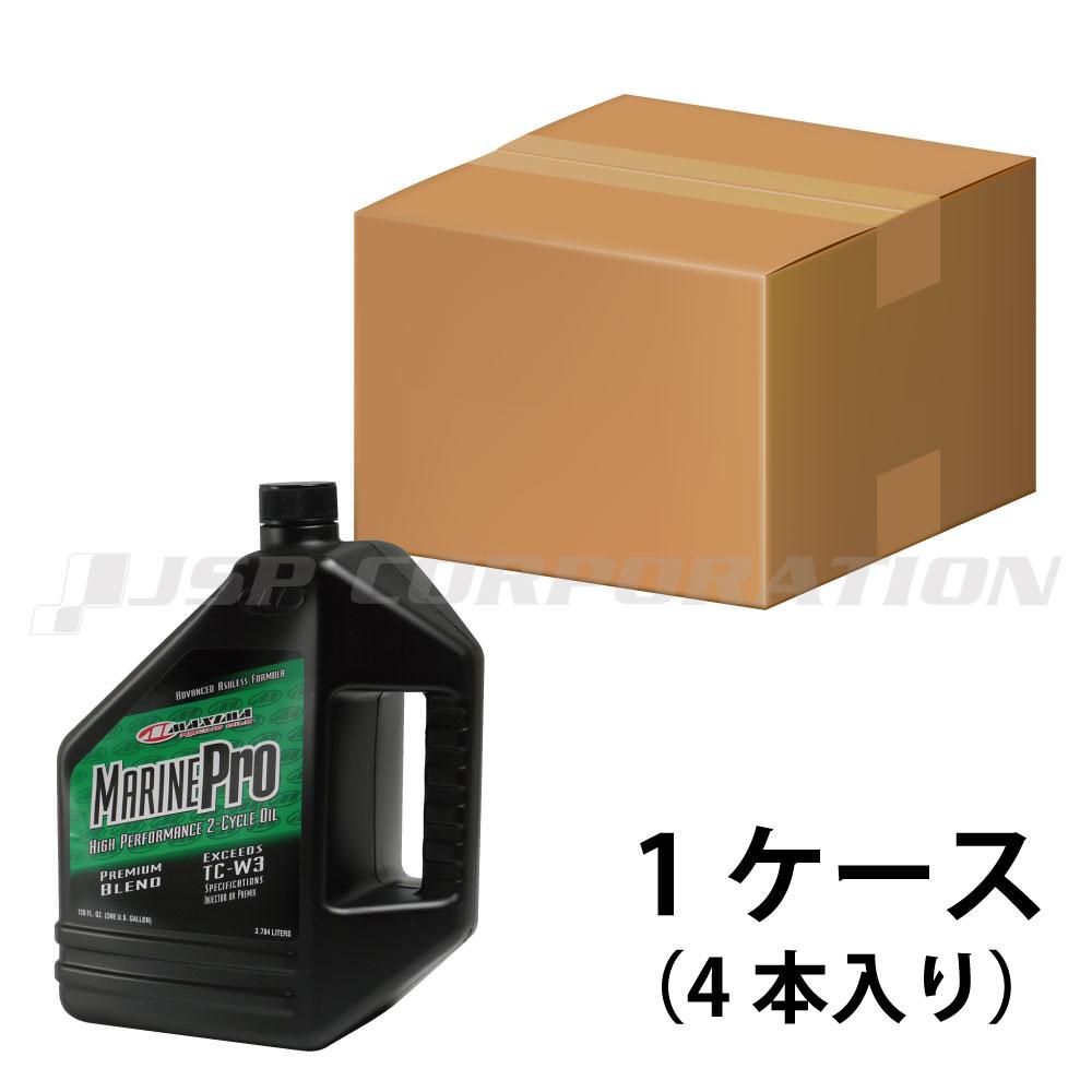 MAXIMAマリンプロオイル【1ケース】 《3784mL×4本》