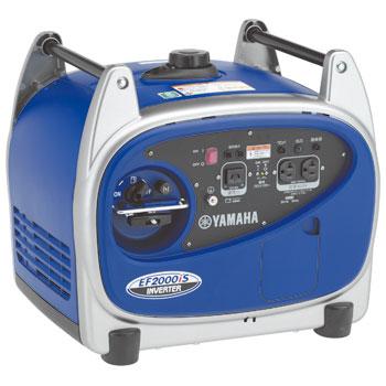 YAMAHA(ヤマハ)汎用発電機インバーター/4サイクル (INVERTER) EF2000IS