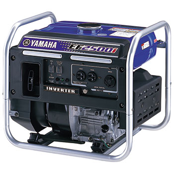 YAMAHA(ヤマハ)汎用発電機インバーター/4サイクル (INVERTER) EF2500I