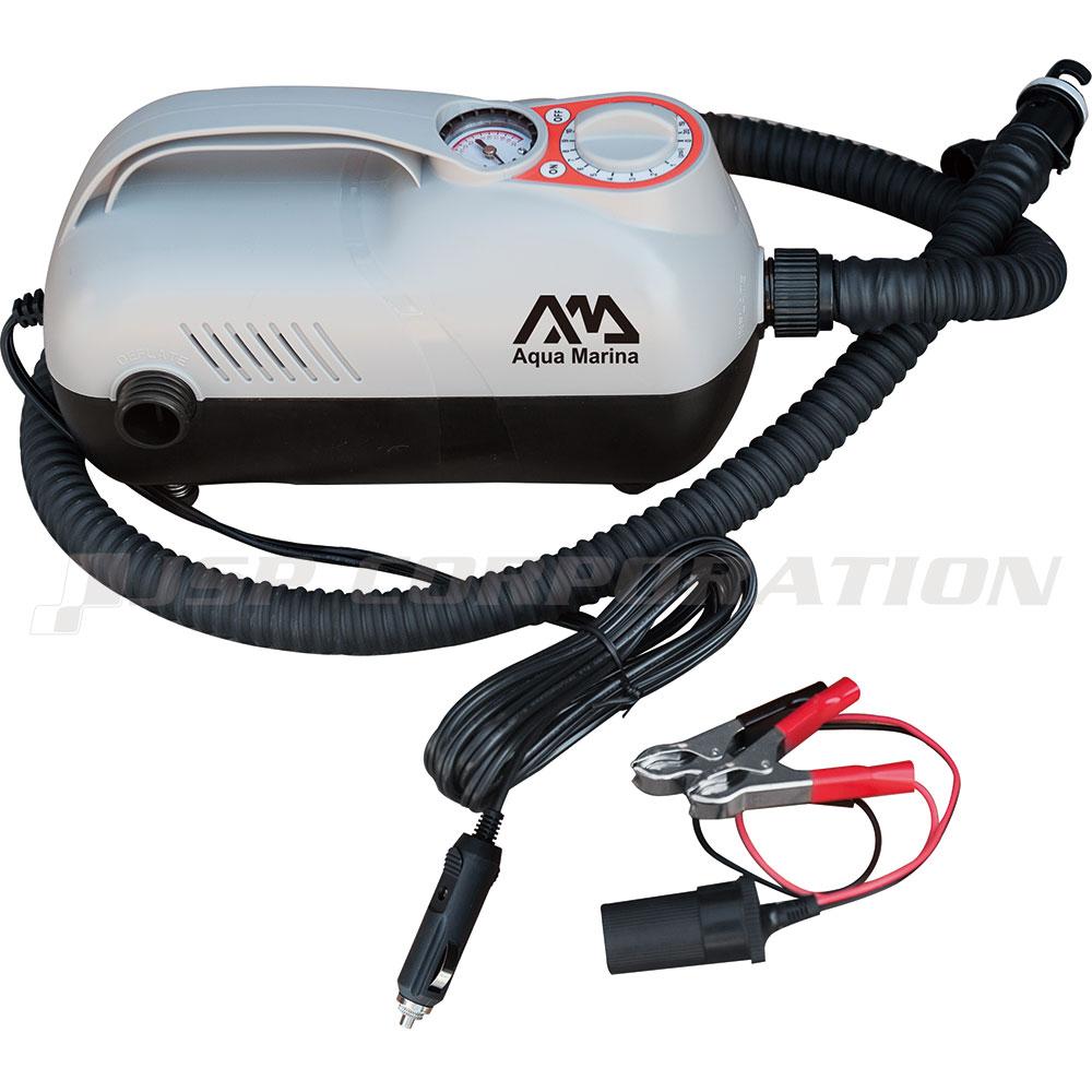 電動ポンプ スーパーエレクトリックポンプ SUP インフレータブル スタンドアップパドルボード 用 アクアマリーナ/AQUA MARINA