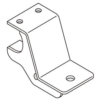 SUNTREX(サントレックス)LTD専用ボールマウント <TM00151> 0mm