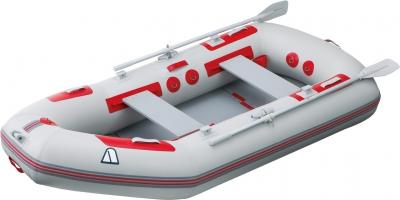 PV4-942MT ウッドフロア 4人乗り ライトグレー 4人乗り ゴムボート PV4-942MT ローボート アキレス 手漕ぎ ローボート, TONY style<トニースタイル>:08f87339 --- cognitivebots.ai