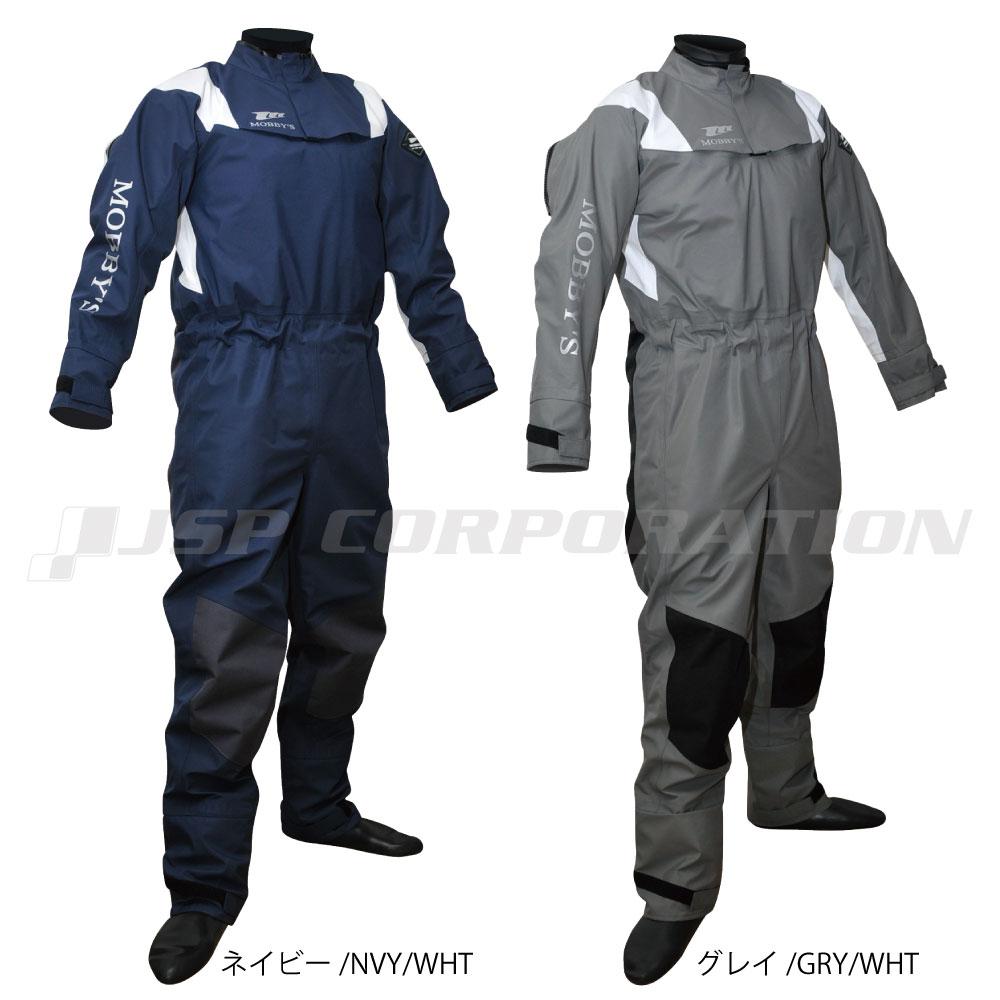 ドライスーツ メンズ/ウィメンズ ウィンドドライ ソックスタイプ小用ジッパー付き MOBBY'S / モビーズ ジェットスキー ウェイクボード 防寒