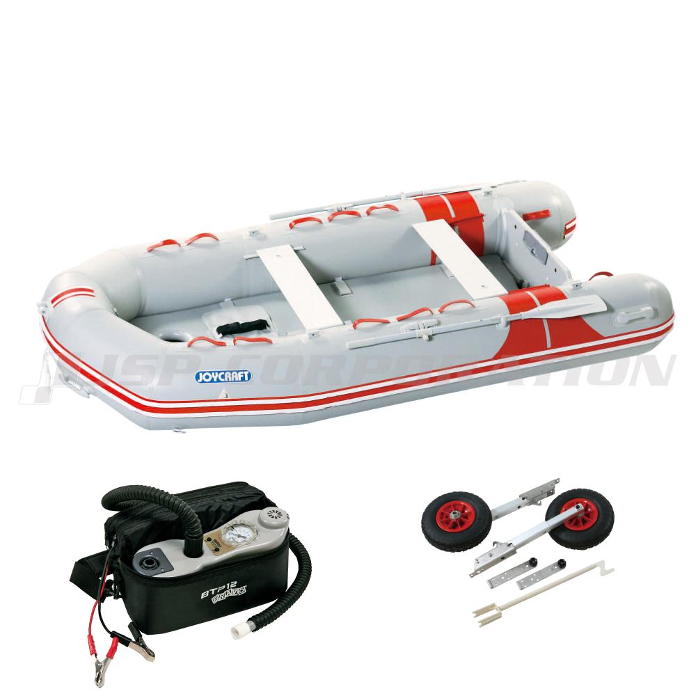 JES-336 2019HSセット 予備検査付き 5人乗り ゴムボート ジョイクラフト 釣り