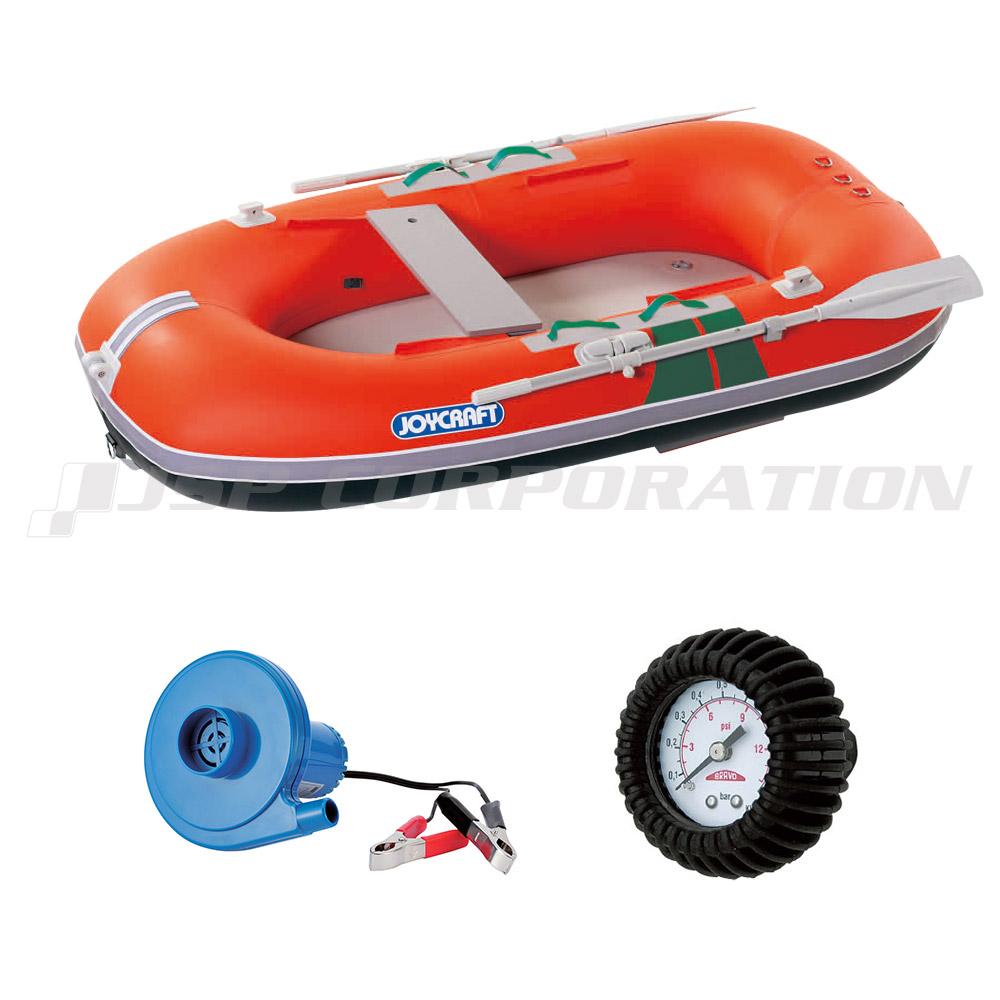 TW-229 2019 わくわくスーパーセレクション GSセット エアフロア 2人乗り ゴムボート ジョイクラフト 釣り 手漕ぎ ローボート