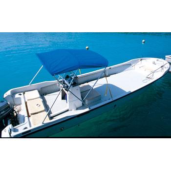 REGAR(リガー) ビミニトップ & FBオーニング L-1 ビミニトップ オーニング ボート