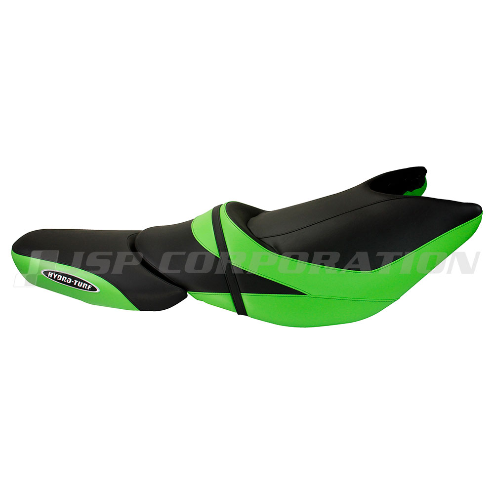 HYDRO-TURFシートカバーULTRA 310R(14-20)/310X SE(14-19) Black/Lime Green