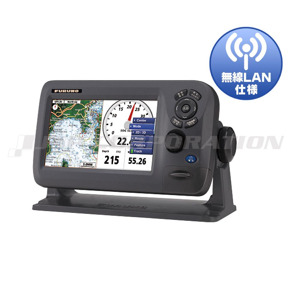 GP-1870F GPS 魚探 7型ワイド ワイヤレスLAN搭載 (送受波器なし)