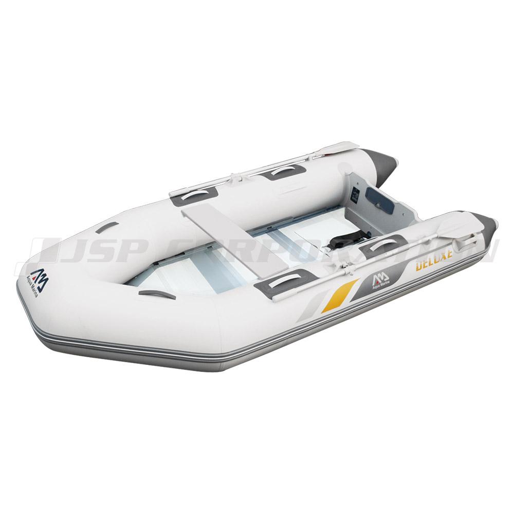 ゴムボート AQUA MARINA アクアマリーナ DELUXE デラックス330 5人乗り アルミフロア