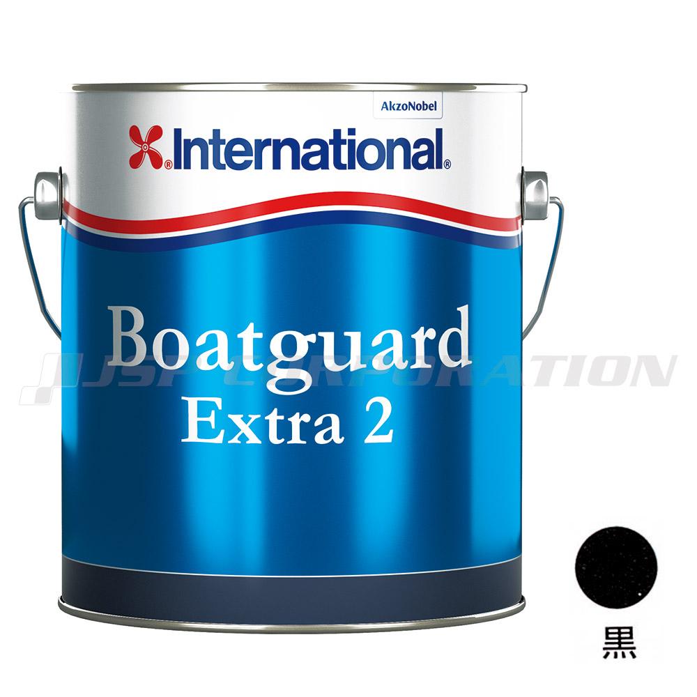 ボートガードエキストラ2 ブラック 3L