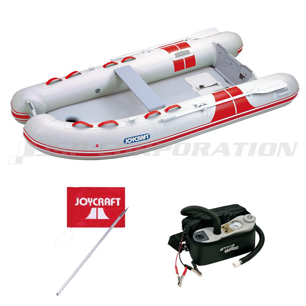 BBS-315 予備検査付き 4人乗り ゴムボート ジョイクラフト