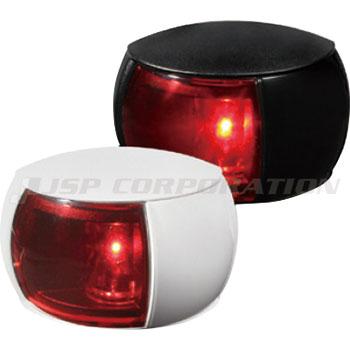 LED航海灯 第二種 左舷灯 (紅) HELLA MARINE コンパクトシリーズ 小型船舶検査対応