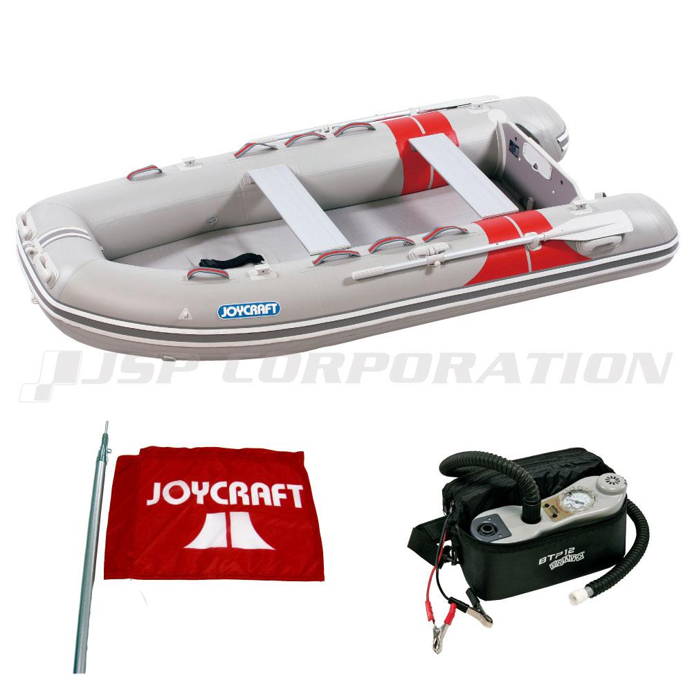 JEX-315ワイド JEX-315W 予備検査付き 4人乗り ゴムボート ジョイクラフト