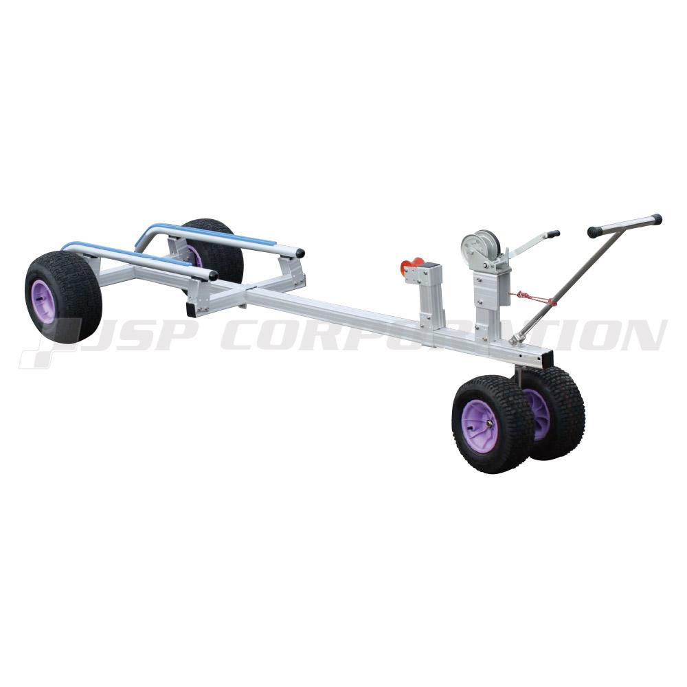 ファクトリーゼロ 4輪ジェットバンク